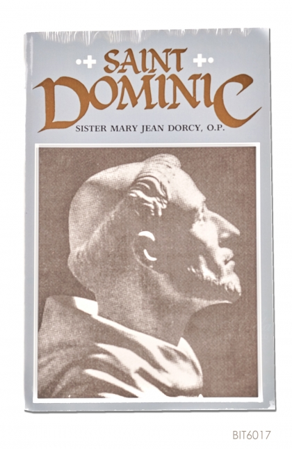 ENGLISH BOOK Saint Dominic