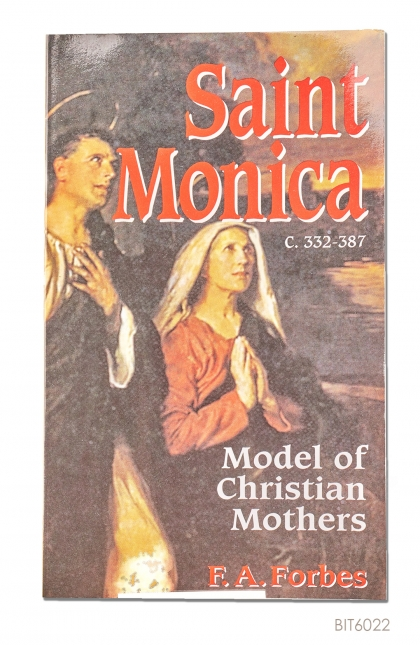 ENGLISH BOOK Saint Monica Model Of Christian Mothers