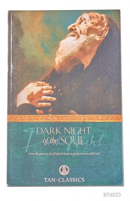 ENGLISH BOOK Dark Night Of The Soule How The Journey Of Self-Denial Leads To Perfect Union With God