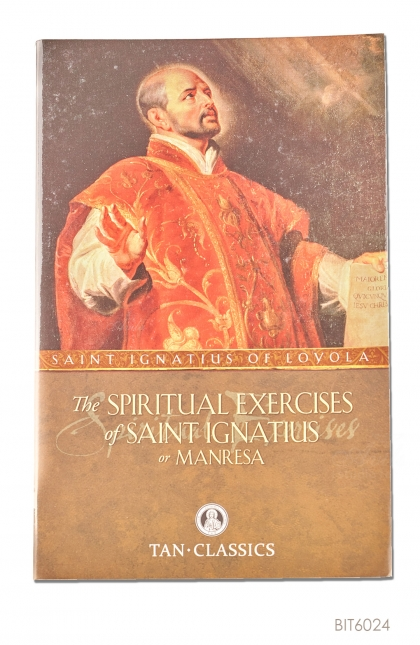 ENGLISH BOOK The Spiritual Exercises of Saint Ignatius