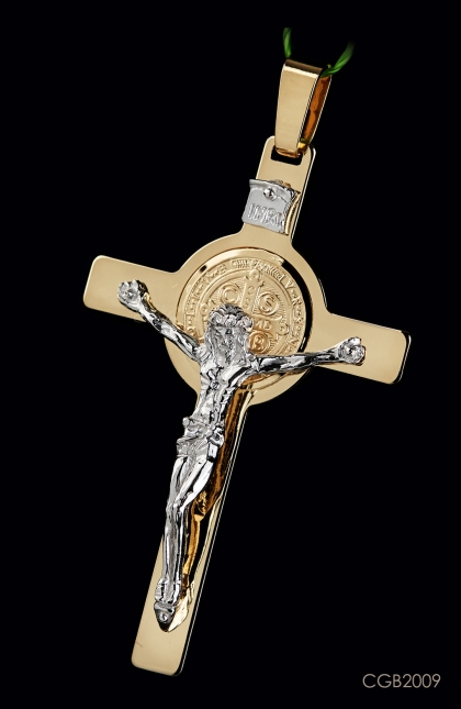 Cross St Benedict thin Jumbo 2 tone