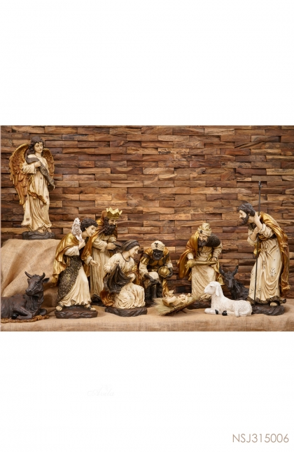 Nativity Set Super 60 cm