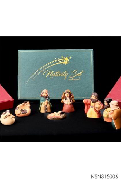 Nativity Set - Full South America