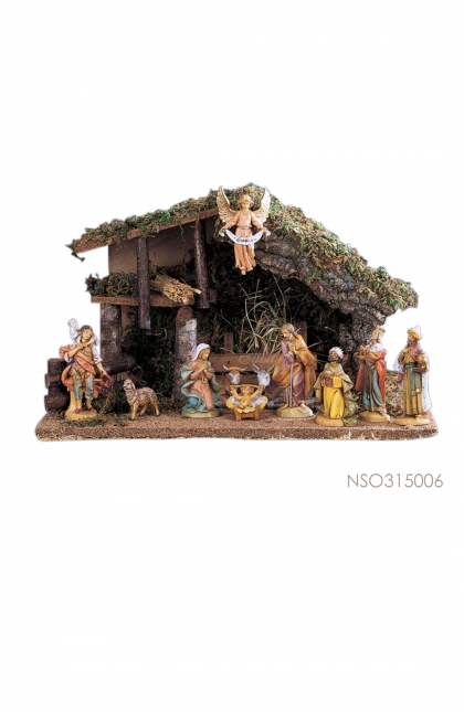 Nativity Set - isi 12 pcs