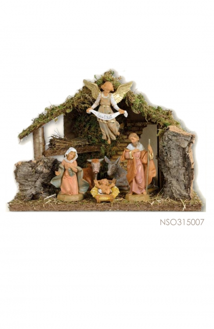 Nativity Set isi 7 pcs