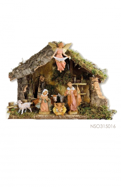 Nativity - Set isi 7 pcs