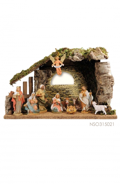 Nativity Set isi 11 pcs