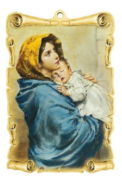 Scroll Madonna Ferruzzi
