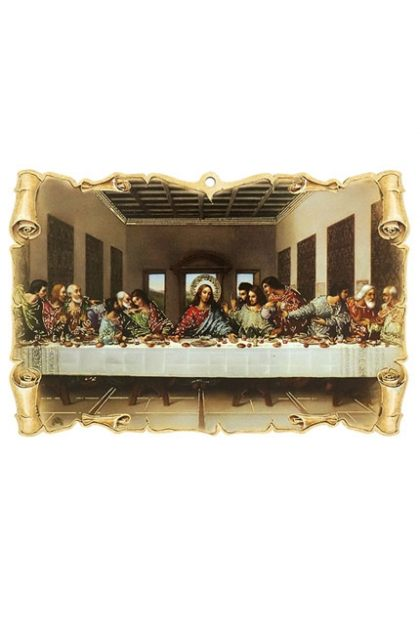 Scroll Last Supper