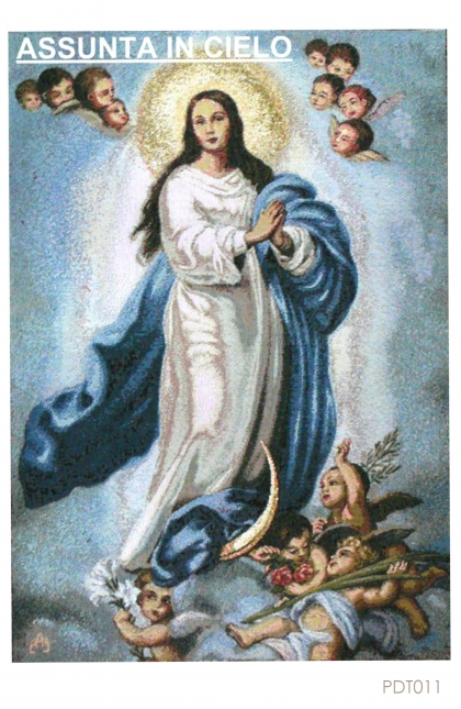 Hiasan Dinding - Tapestry Ascencion of Mary