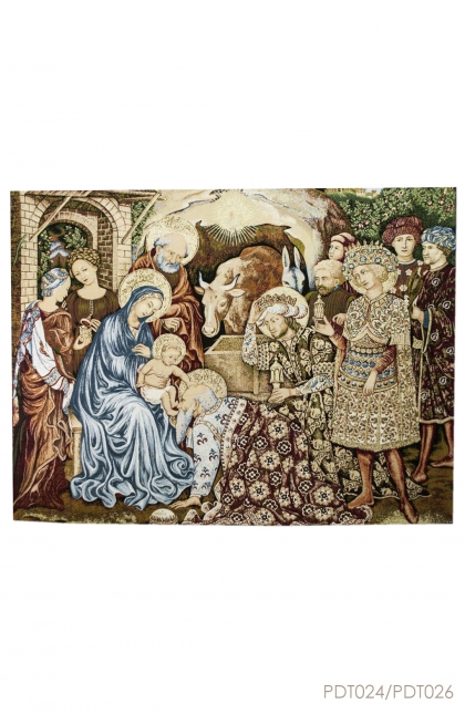 Hiasan Dinding - Tapestry The Nativity