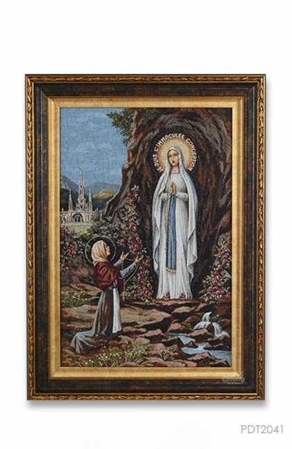 Tapestry Frame Classic Maria Lourdes