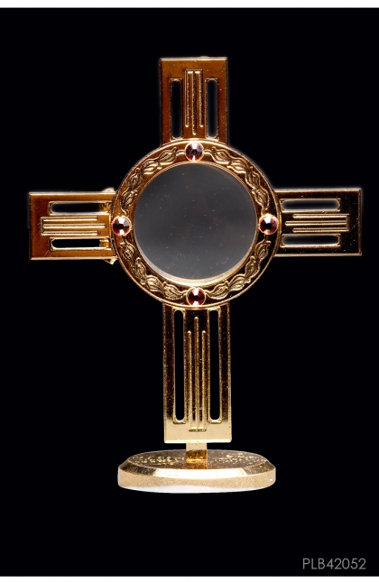 MONSTRANCE BENTUK SALIB MINI