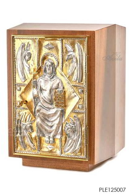 Tabernacle Jesus and the Four Evangelists