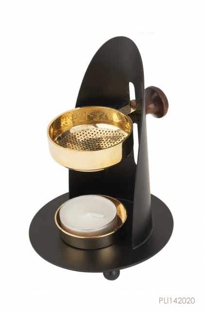 Peralatan Liturgi Incense Burner Black