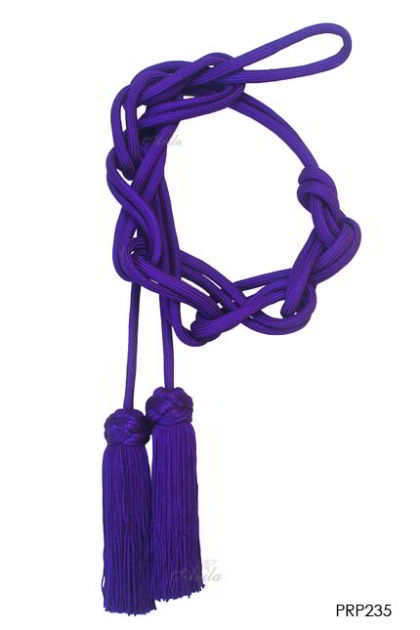 Singel Braid Tassle