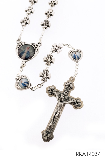 Rosary Cross Jerusalem