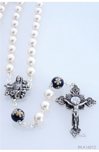 Rosario Kalung - The Best European Crystal Beads Pearl