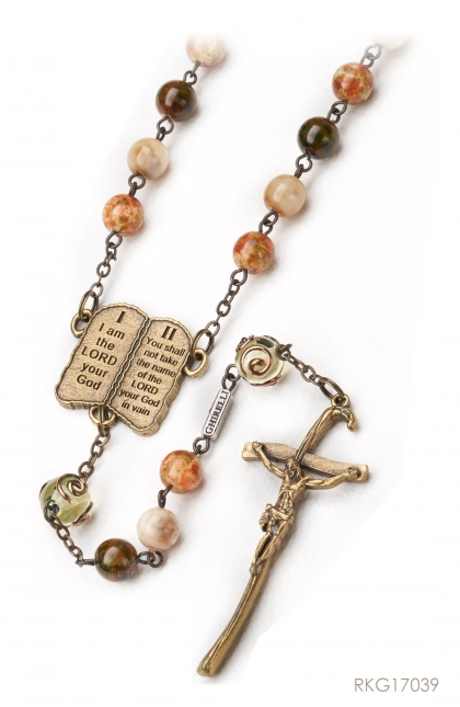 Rosary The 10 Commandments