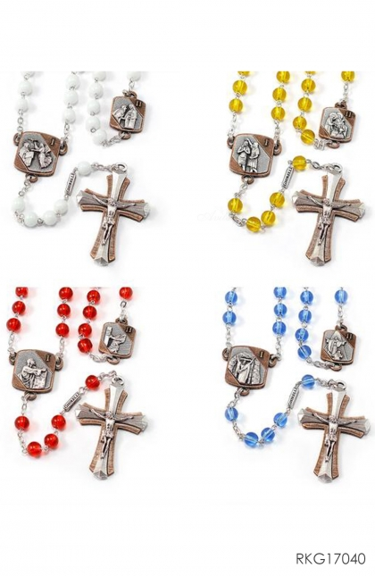 The 4 Mysteries of the Rosary