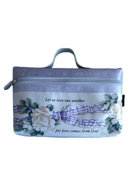 Tas / Dompet - Tulisan Rohani Let Us Love One Another II