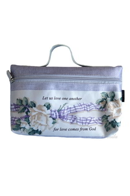 Tas / Dompet - Teks Let Us Love One Another