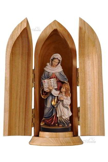 St. Anne in Woodtube