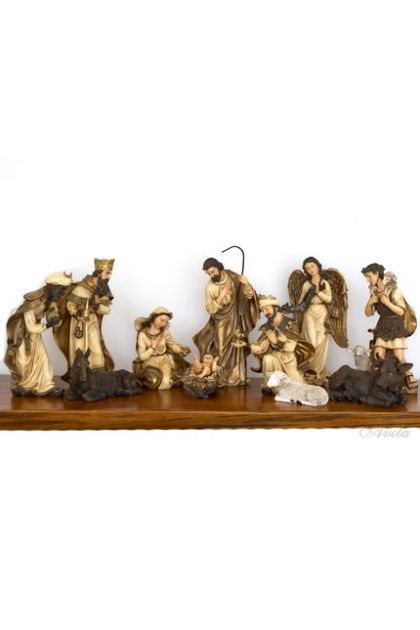 Nativity Set Novo