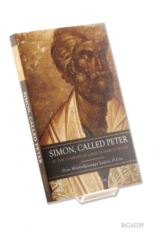 ENGLISH BOOK SIMON, CALLED PETER : In The Company of a Man in Search of God
