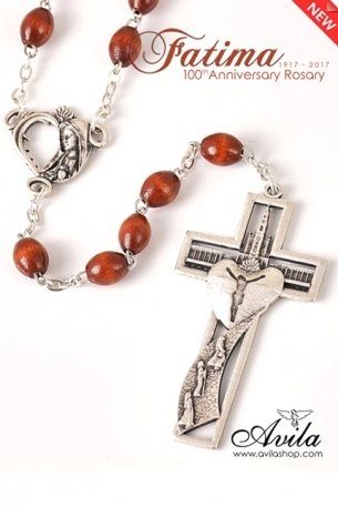 Special Edition Rosary 100th Fatima Apparation