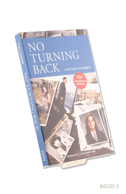English Book - No Turning Back  : Witness to Mercy